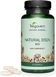 Hierro Natural BIO Vegavero® | Procedente