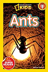 National Geographic Readers: Ants Kindle Edition