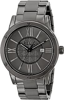 Men's Payton Quartz Stainless Steel Dress Watch (Model: ZR11998)