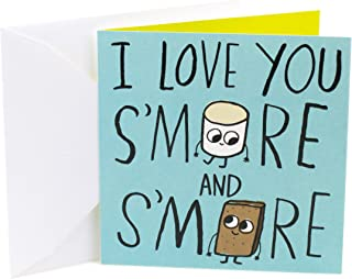 Hallmark Studio Ink Anniversary Card (S'more Love)