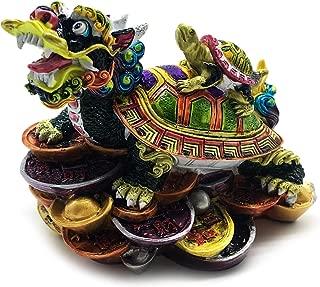 Best dragon head turtle feng shui Reviews
