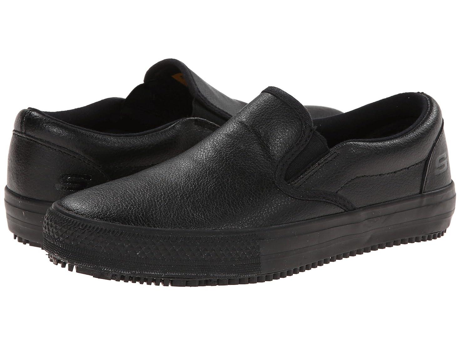 計画的欺く[SKECHERS(スケッチャーズ)] レディースワークシューズ?ナースシューズ?靴 Gibson - Brognay [並行輸入品]