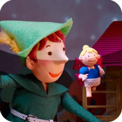 Peter Pan - Doll Play books