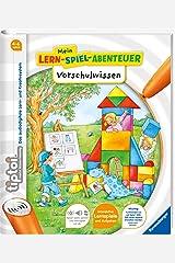 tiptoi® Vorschulwissen (tiptoi® Mein Lern-Spiel-Abenteuer) Spiralbindung