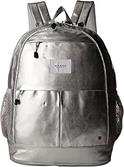 Metallic Leny Backpack