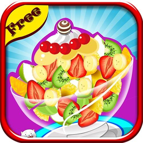 Fabricante de salada de frutas - Salada de Frutas Maker - Jogos para Meninas .