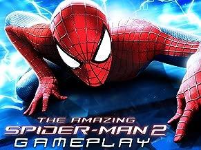Clip: The Amazing Spider-Man 2 Gameplay