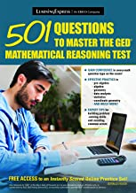 501 Questions to Master the GED Mathematical Reasoning Test