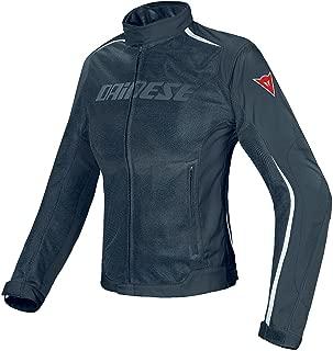 Dainese Women's Hydra Flux D-Dry Jacket (42) (Black/Black/White)