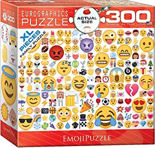 EuroGraphics Emoji (300 Piece) Puzzle