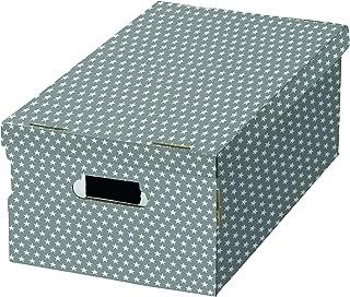 Compactor Bleu Cajas de Almacenamiento de cartón,