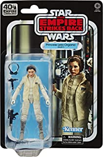STAR WARS The Black Series Princess Leia Organa (Hoth) 6-inch Scale Star Wars: The Empire Strikes Back 40TH Anniversary Co...