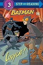Copycat! (DC Super Heroes: Batman) (Step into Reading)