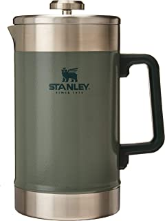 Stanley Classic Stay Hot French Press Hammertone Green 48oz