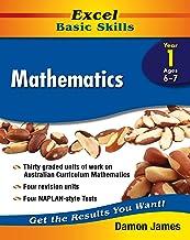 Excel Basic Skills Workbook: Mathematics Year 1