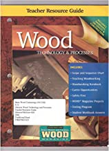 Glencoe McGraw-Hill Wood Technology & Processes, Teacher Resource Guide