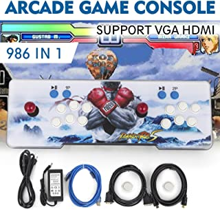 Happybuy Pandora Box Over 1500 Latest Classic Games 2 Players Pandora's Box 9S