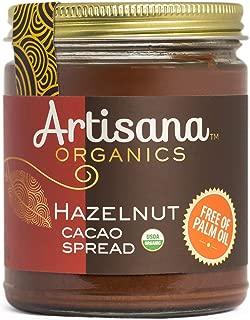 hazelnut and cacao spread