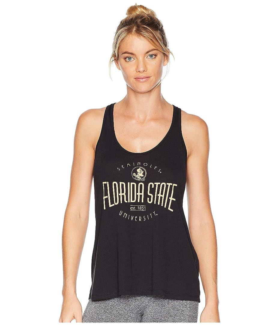 頭蓋骨動人工的な[チャンピオン] レディース シャツ Florida State Seminoles Eco Swing Tank T [並行輸入品]