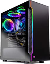 $799 » Skytech Shadow Gaming Computer PC Desktop – Intel Core i5 9400F 2.9GHz, GTX 1660 6G, 500GB SSD, 8GB DDR4 3000MHz, RGB Fans, Windows 10 Home 64-bit, 802.11AC Wi-Fi