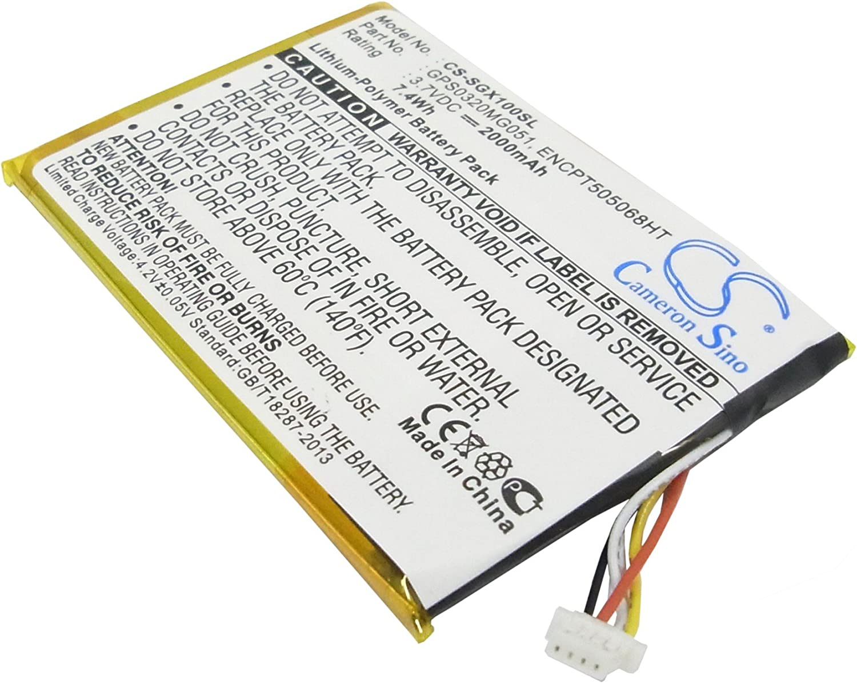 Replacement Battery for SKYGOLF SkyCaddie Ranking TOP20 Cheap SALE Start SkyCad SGX SGXW Breeze