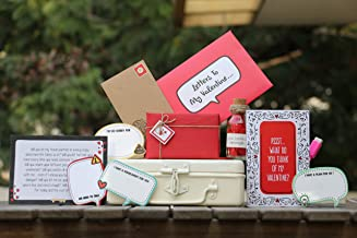 Oye Happy - Hamper for Valentine - Cute Hamper for Husband/Wife/Girlfriend/Boyfriend