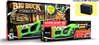 big buck hunter safari arcade