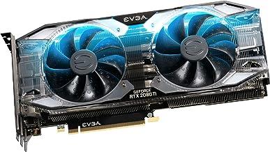 EVGA GeForce RTX 2080 Ti XC Ultra Gaming, 11G-P4-2383-RX, 11GB GDDR6, Dual HDB Fans & RGB LED