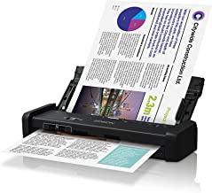 $288 » Epson DS-320 Mobile Scanner with ADF: 25ppm, TWAIN & ISIS Drivers, 3-Year Warranty