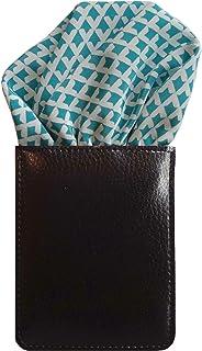 ポケットチーフ (フィックスポン) FixPon パッフド2 メンズ 柄物 全36種
