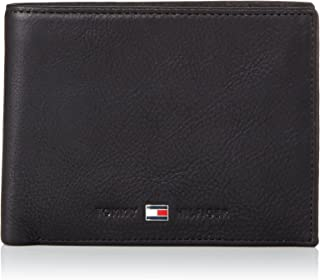 Tommy Hilfiger Johnson Cc And Coin Pocket - Cartera Hombre