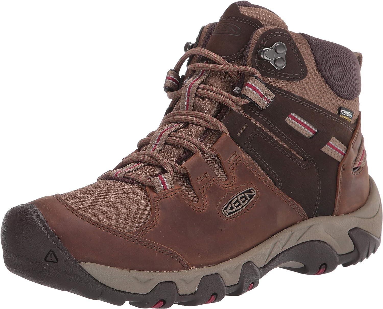 KEEN Women's Steens Mid Wp Hiking Boot