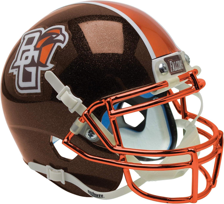 Schutt NCAA Bowling Green Nashville-Davidson Mall Falcons XP Football Dedication On-Field Authentic