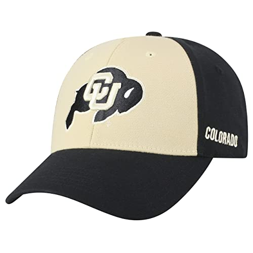 low priced 9f347 be4da Top of the World NCAA-Premium 2 Tone with Team Colors-One-Fit