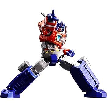 レガシーOFリボルテック 戦え! 超ロボット生命体トランスフォーマー コンボイ 約120mm ABS&PVC製 塗装済み可動フィギュア LR-008