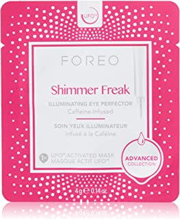 FOREO Shimmer Freak UFO-Activated Mask, 6g (Pack of 6)