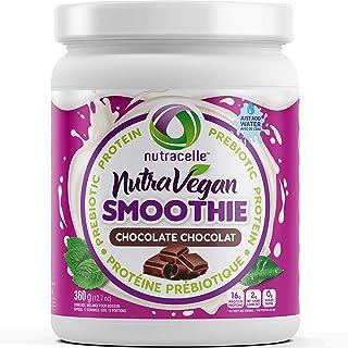 NUTRAVEGAN Vegan Protein Powder Plant Based Protein Powder, Plant Protein Powder for Women, Pea Protein, Hemp Protein, Pum...