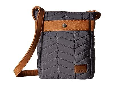 Roxy Into The Forest Crossbody (Turbulence) Cross Body Handbags