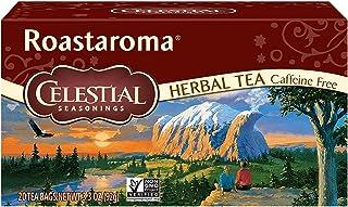Celestial Seasonings Herbal Tea, Roastroma, 20 Count (Pack of 6)