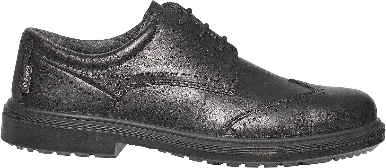 PARADE 07EKOA58 14 Black City Safety shoes, Black, 07EPOKA58 14 PT44