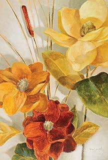Toland Home Garden 119873 Cattail and Pond Flower 12.5 X 18 Inch Decorative, Garden Flag-12.5