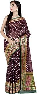 Best banarasi silk cotton sarees Reviews