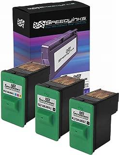 Speedy Inks - Remanufactured Lexmark 18L0032#82 & 18L0042#83 Set of Ink Cartridges 2 Black 1 Color for use in X5150, X6150, X6170, X6180, Z55, Z55se, Z65, Z65n, Z65p