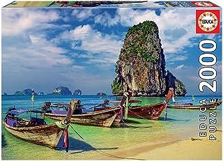 Krabi Thailand Puzzle, 2000 Pieces