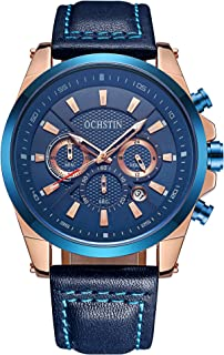 Ochstin Casual Watch For Men, GQ065-RGBL