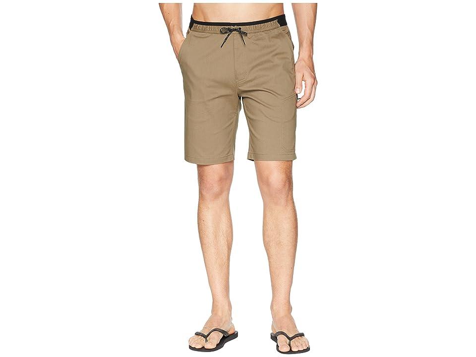 Mountain Hardwear AP Scrambler Shorts (Darklands) Men