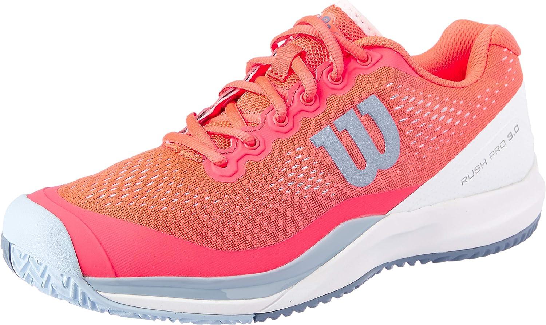 WILSON Damen Tennisschuh Rush Pro 3.0