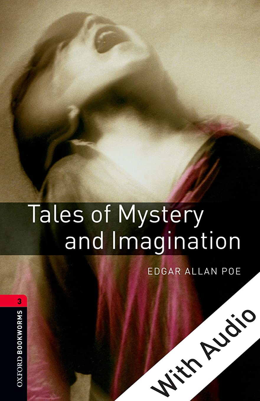 中傷落ち着いた手伝うTales of Mystery and Imagination - With Audio Level 3 Oxford Bookworms Library (English Edition)