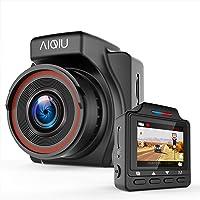 Aiqiu Dash Cam with 32GB SD Card & with G - Sensor (Black)