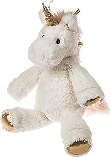 Mary Meyer FabFuzz Stuffed Animal Soft Toy, 13-Inches, Flurry Unicorn